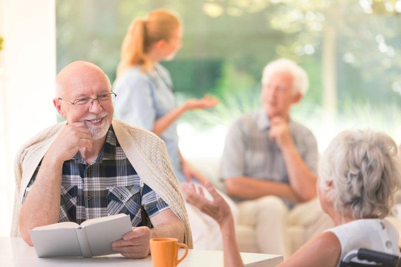 Kurzzeit- und Heimpflege | St. Gereon Seniorendienste